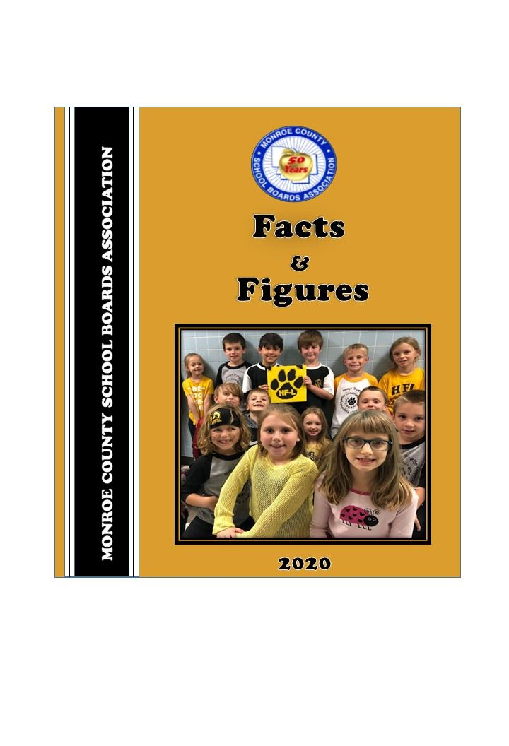 MCSBA Facts and Figures 2020 cover