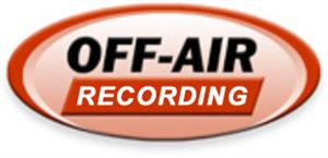 Off-Air Recording