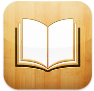 Sample ELA app icon: iBooks
