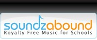 Soundzabound Royalty Free Music for Schools