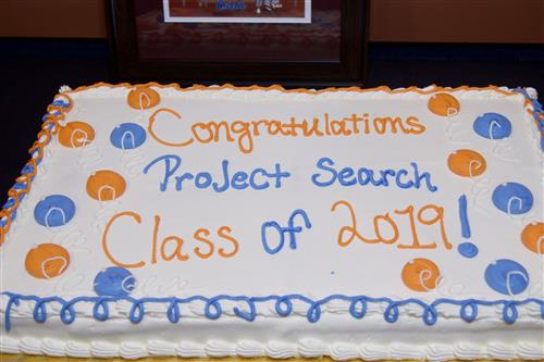 Project SEARCH ceremony
