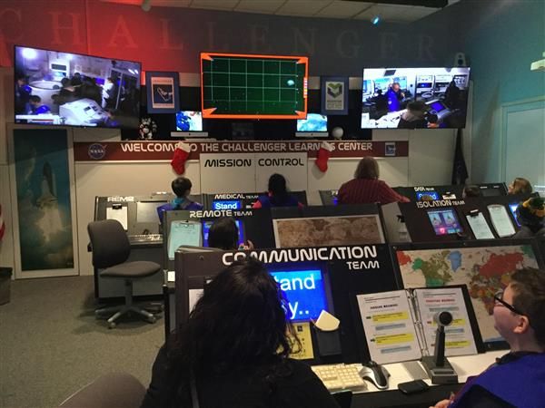Challenger Learning Center to be featured in media in January