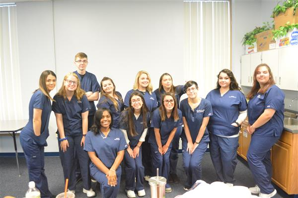 Congratulations 2019 Certified Nurse Assistants