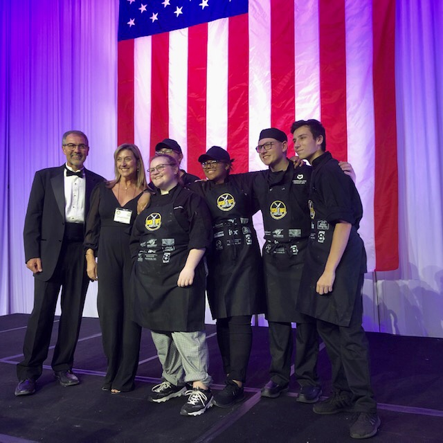 Culinary students earn People's Choice Award for 4th consecutive year