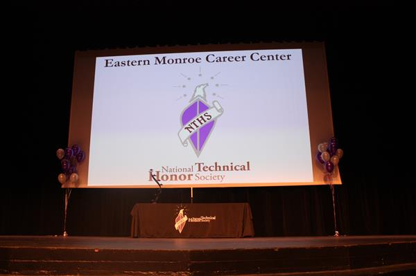 EMCC students inducted into National Technical Honor Society