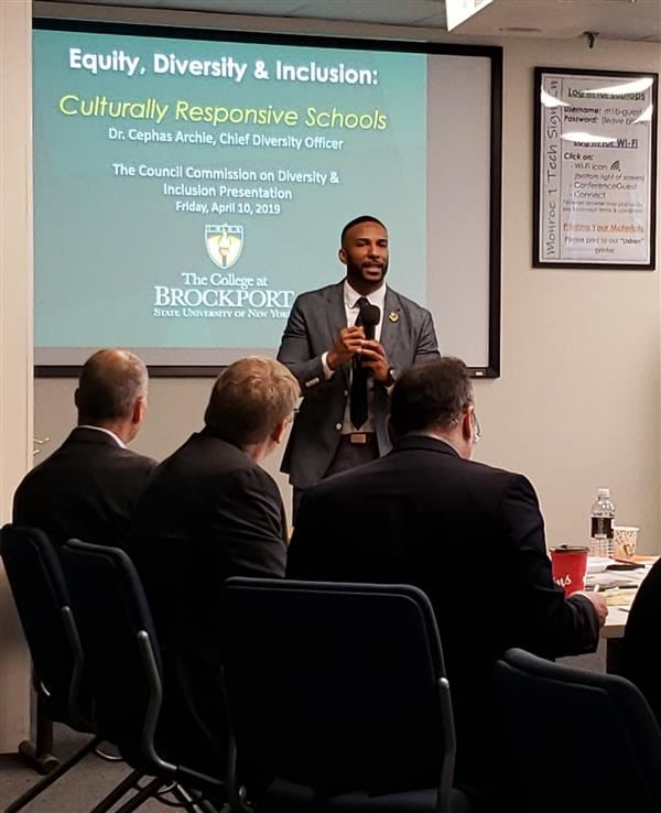 Monroe 1 hosts regional workshop on diversity & inclusiveness in our schools