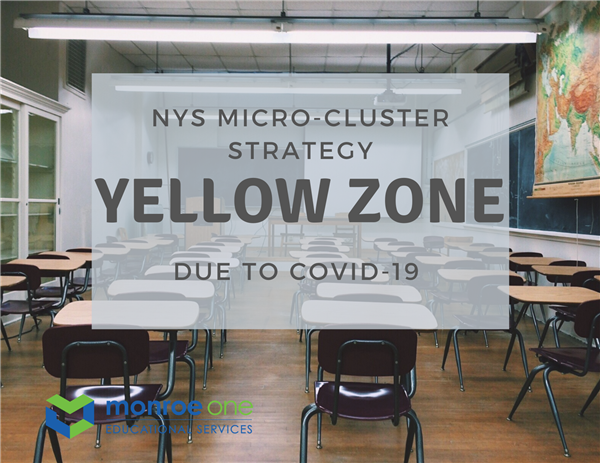 Yellow Zone: what it means for students and staff